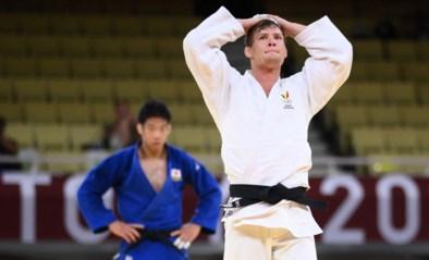Wereldkampioen judo Matthias Casse verliest halve finale: brons wordt het maximale