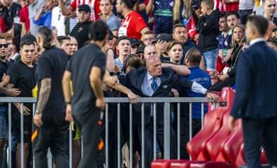 PSV krijgt boete en moet twee tribunevakken sluiten als straf na onrust in match tegen Galatasaray