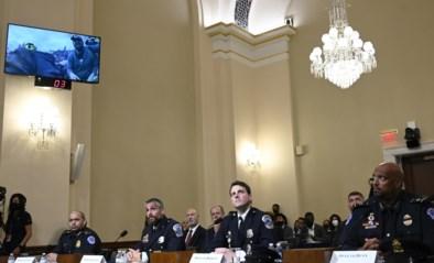 """Onderzoekscommissie naar bestorming Capitool van start met getuigenis politiemensen: """"We vochten in een oorlog"""""""