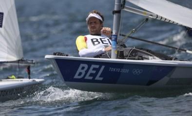 Zeiler Wannes Van Laer blijft op de Spelen ook na zesde regatta 28e in Laser