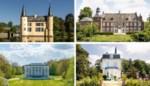Deze indrukwekkende kastelen staan te koop in Vlaanderen