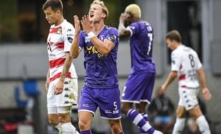 Cercle Brugge houdt geringe voorsprong vast in resterende 35 minuten van regenmatch tegen Beerschot