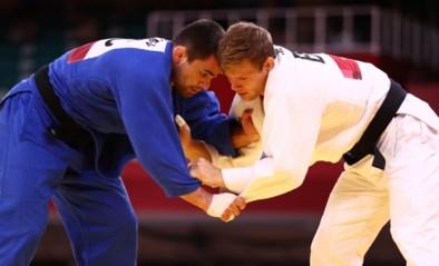 Wereldkampioen judo Matthias Casse ondanks schouderblessure naar de halve finale Olympische Spelen