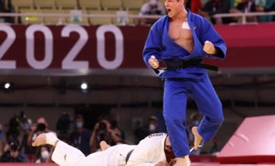 """Matthias Casse in tranen na bronzen medaille: """"Was moeilijk om me op te laden na die halve finale, maar het is me gelukt"""""""