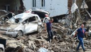 """Van 374 'potentiële' vermisten naar 4 na overstromingen, maar zoektocht gaat verder: """"Getuigen zagen hoe twee van hen meegesleurd werden"""""""