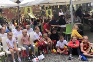 """Turnclub blinkt van trots bij teamfinale Olympisch Spelen: """"Het is nog spannender dan zondag"""""""