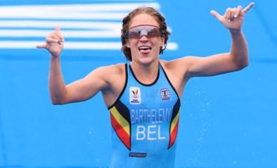 TEAM BELGIUM LIVE. Valerie Barthelemy tiende in olympische triatlon, vanaf 4u is het aan Matthias Casse