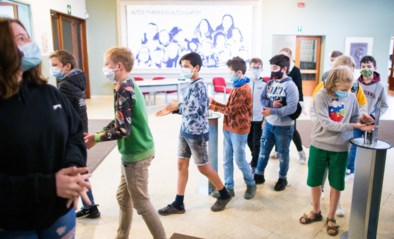 Mogen jongeren hopen op terugkeer naar school zonder mondmasker?