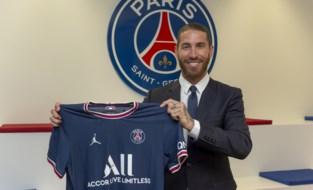 PSG moet aanwinst Sergio Ramos al meteen missen met blessure