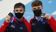 """Mooi moment op de Spelen voor Tom Daley: """"Zo trots om te kunnen zeggen dat ik en homo en Olympisch kampioen ben"""""""