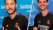 De plicht roept: Eden Hazard en Thibaut Courtois melden zich opnieuw op training bij Real Madrid