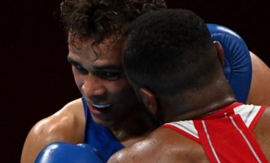 Net zoals Mike Tyson: Marokkaanse bokser gediskwalificeerd op Olympische Spelen nadat hij tegenstander wou bijten