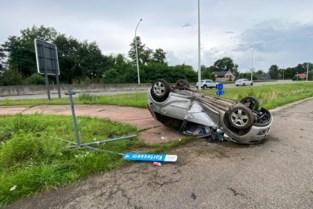 Oliespoor van ruim 15 kilometer lang veroorzaakt ongeval in Diepenbeek
