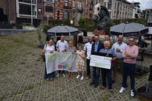 Takeaway van Chefs for Charity levert mooie cheque op voor Blijdorp