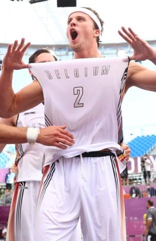 """Waarom België smelt voor 3x3 basketbal, de hype van het moment: """"Je hebt zelfs geen tijd om op je gsm te kijken"""""""