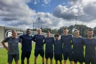 """Pechvogel Jonas Vinck (Free Pro Players FC) weigert de moed op te geven: """"Ik blijf altijd positief"""""""