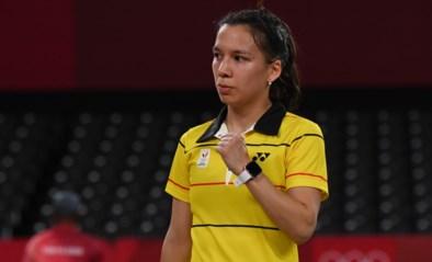Badmintonster Lianne Tan wint gemakkelijk eerste groepsduel op de Spelen