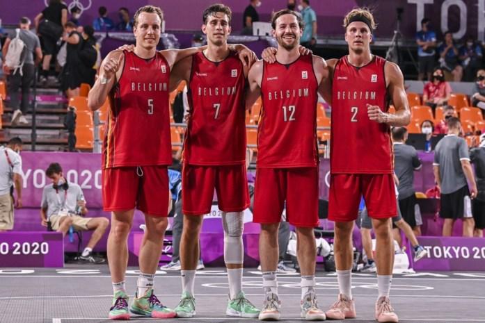 """Amateurs van 3x3-ploeg mag dromen van medailles: """"De nieuwe notaris is nog even aan het basketten"""""""