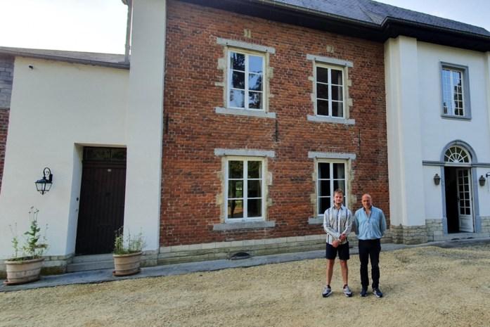 Familie Delvaux woont al bijna twee eeuwen in kasteel van Walfergem, nu staat er een bordje met 'te koop'