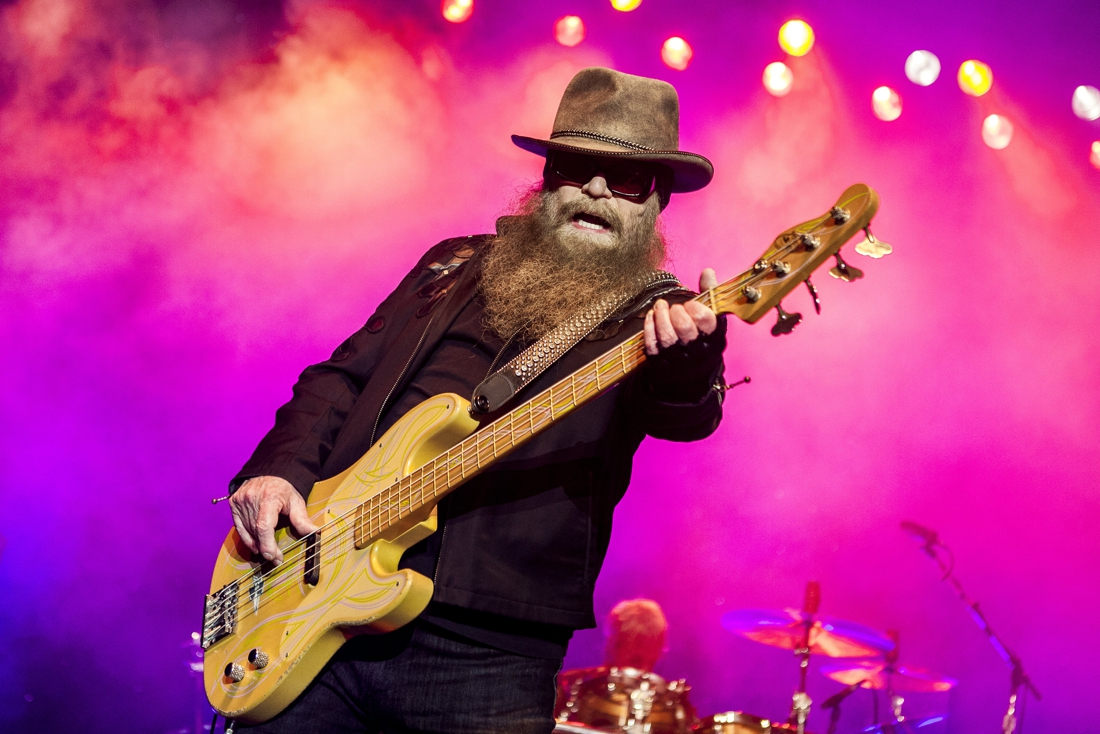 Bassist Dusty Hill van ZZ Top is overleden