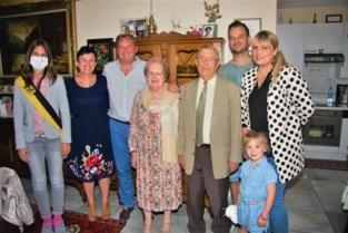 Emmy en Jozef delen 65 jaar lief en leed