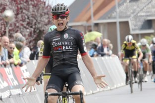 """Lomme Van den Meerssche verschalkt topfavoriet Xander Scheldeman: """"Aanval was mijn enige kans op succes"""""""