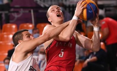 TEAM BELGIUM LIVE. Het sprookje eindigt zonder medaille: 3x3 Lions verliezen duel om brons tegen Servië