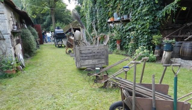 Open tuindag in Hof ter Stokere