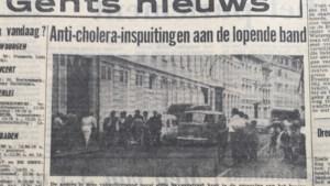 De zomer van 1971: toen net zoals nu een spuitje nodig was om op reis te kunnen gaan