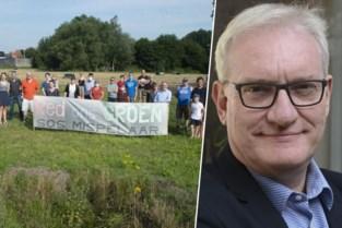 """Raadslid Pol Van Den Driessche hoopt dat Vivendo zélf stekker uit bouwproject in watergevoelig gebied trekt: """"Dat zou voortschrijdend inzicht zijn"""""""