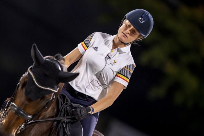 Buitenbeentje op de Spelen: Lara de Liedekerke de Pailhe, de gravin van Team Belgium