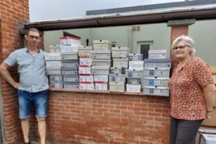 Schoenwinkel Passo schenkt voor 2.500 euro schoenen aan slachtoffers watersnood