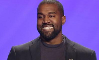 Kanye West woont in een stadion om zijn album af te werken