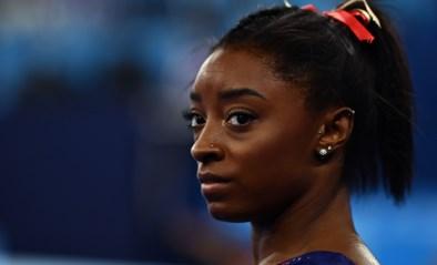 """Simone Biles past ook voor allroundfinale: """"Focussen op mentale gezondheid"""""""