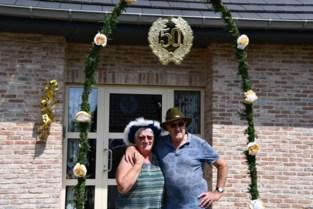 Firmin en Denise zijn 50 jaar getrouwd