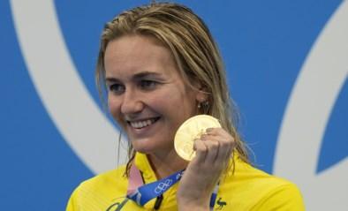 Van een 'vulgaire' coach tot een gespierde bijnaam: wie is Ariarne 'Terminator' Titmus, de nieuwe queen van het zwembad?
