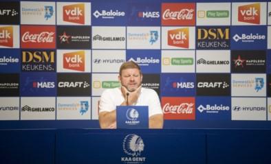 """Hein Vanhaezebrouck wil niet weten van onderschatting: """"Een 4-0 uitgangspositie is geen garantie op kwalificatie"""""""