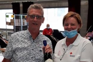 Bart Van Doorslaer geeft voor honderdste keer bloed