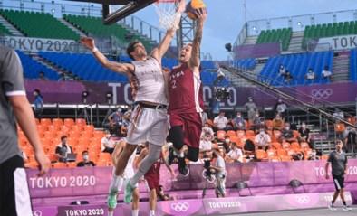 TEAM BELGIUM LIVE. 3x3 Lions onderuit in halve finale, match om brons om 14u15