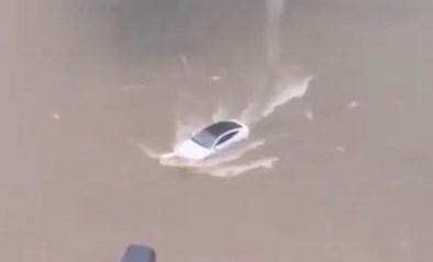 Overstromingen? Deze Tesla heeft daar een oplossing voor