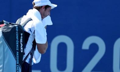 Geen derde olympische titel voor Andy Murray: Britten uitgeschakeld in het dubbelspel