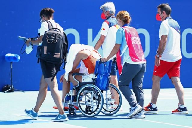 Na protest van spelers: tenniswedstrijden starten later als gevolg van hitte en hoge vochtigheidsgraad