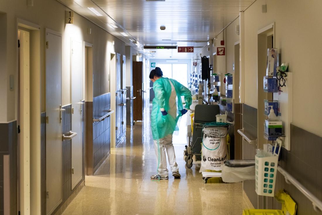 Sterftegraad Covid-patiënten op intensieve zorg in Franstalig België derde hoger dan in Vlaanderen
