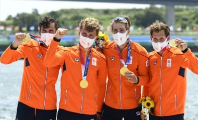 Oranje krabbelt recht na enkele rotdagen: zes medailles in één olympische nacht
