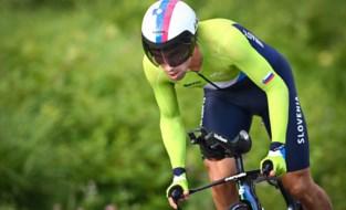 Geen Belgische medaille in de tijdrit: Wout van Aert moet tevreden zijn met zesde plek, goud is voor ijzersterke Primoz Roglic
