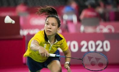 Badmintonster Lianne Tan sneuvelt opnieuw in groepsfase op Olympische Spelen