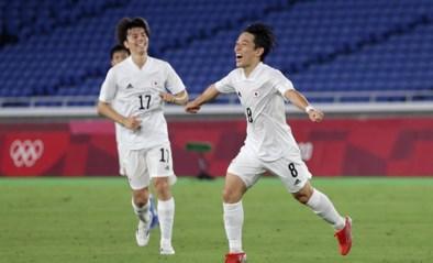 Scorende Miyoshi (Antwerp) stuurt teleurstellend Frankrijk naar huis op olympisch voetbaltoernooi