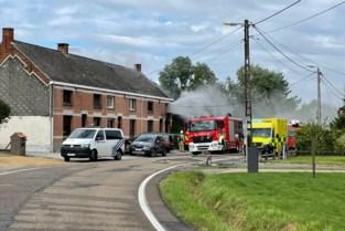"""Woning van gezin met vijf kinderen onbewoonbaar na brand: """"Ze woonden er pas"""""""