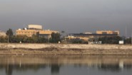 Twee raketten afgevuurd op Amerikaanse ambassade in Irak