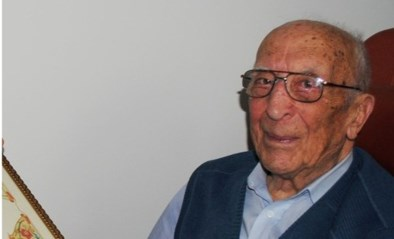 Jozef Smets oudste mannelijke Belg met 107 jaar en 105 dagen